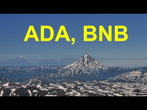 Разбор ADA ( Cardano) и BNB от 27_04_19 =  Криптомонеты