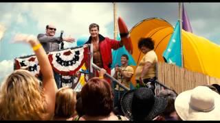 Piranha 3DD Official Movie Trailer [HD]