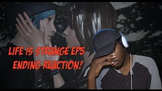 Life is Strange Episode 5: Polarized Ending Reaction