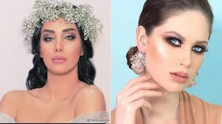 How To Apply Makeup step By Step For Beginners By Ahnmad Amine,Makeup Tutorial For Beginners,