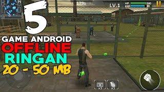 5 GAME ANDROID OFFLINE KEREN DAN RINGAN (CUMA 20 MB - 50 MB) TERBAIK 2018 PART 1