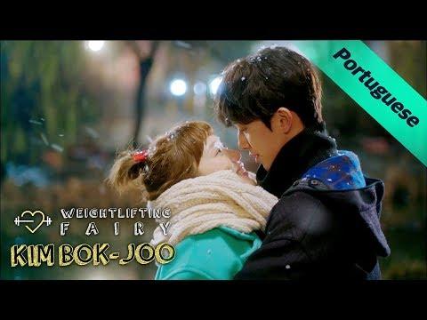 Lee Sung Kyung ♥ Nam Joo Hyuk, Um Beijo, Dois Beijos E... [Weightlifting Fairy, Kim Bok Joo Ep 12]