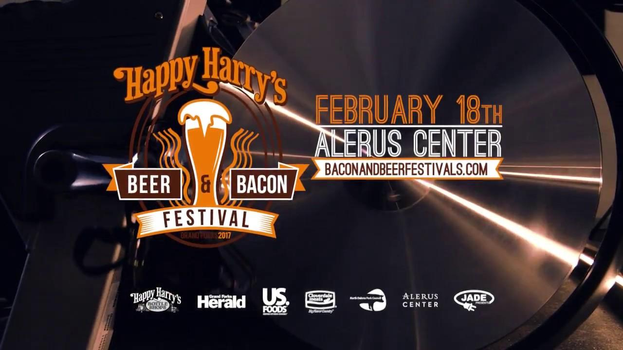 Happy Harry 39 S Beer Bacon Festival 2017 Cheat Day Youtube