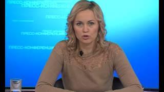 Пресс-конференция Виктории Шиловой, лидера украинского общественного движения «Антивойна» 16+