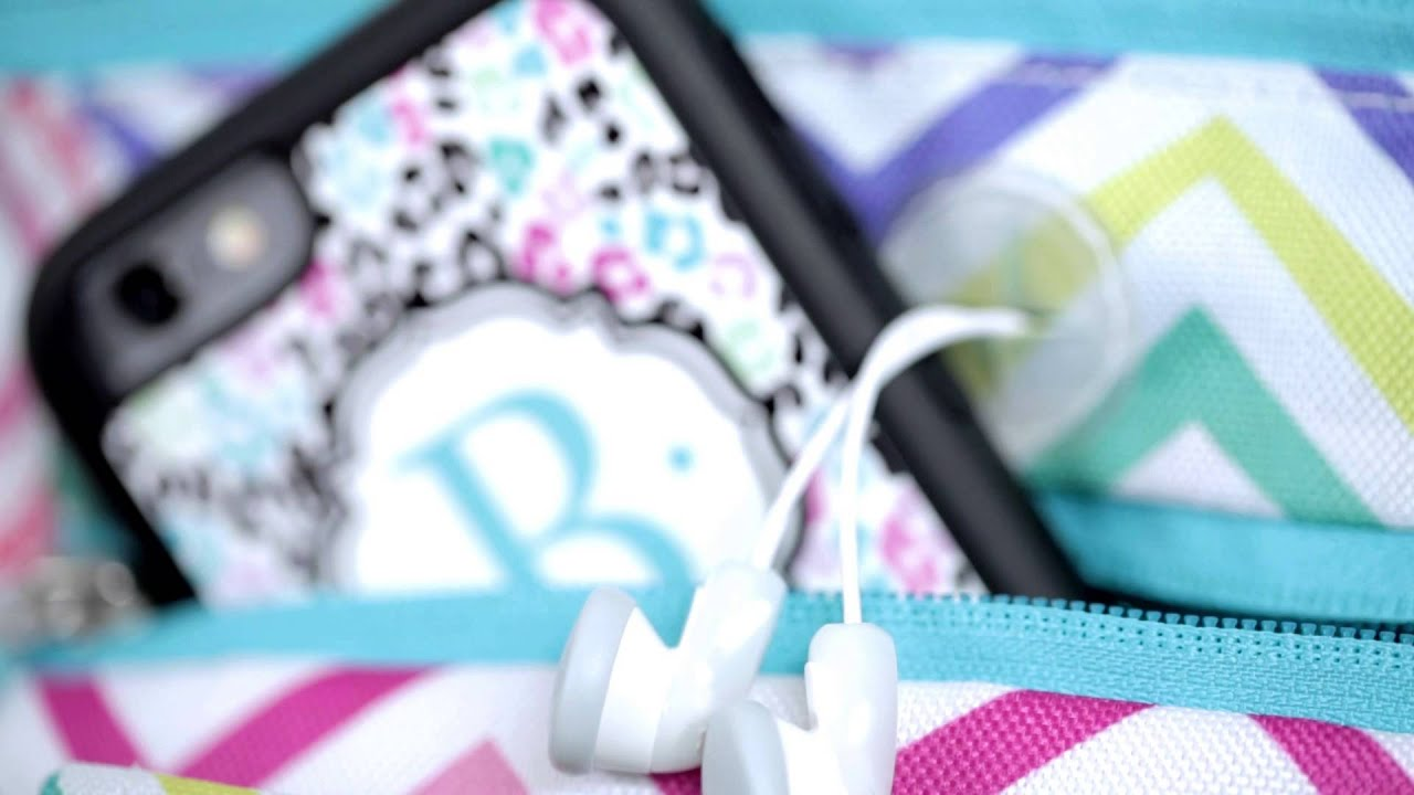 Gear Up Backpacks and Accessories for Girls   PBteen - YouTube 1184fe58b1