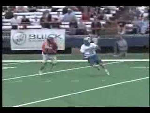 Mike Powell Syracuse Lacrosse Highlights now with music