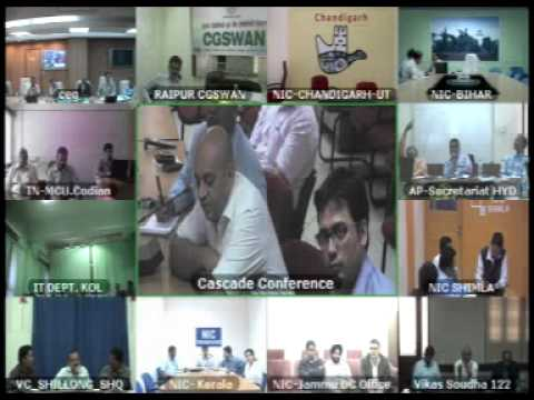 e-District MMP Video Conference Meeting with States Dated 24.09.2012