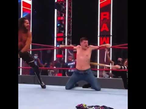 Download Seth Rollins & Buddy Murphy Destroy Dominick Mysterio On Raw - WWE Raw Highlights 10 August 2020