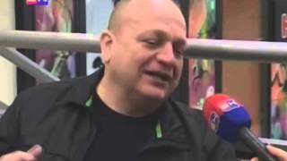 Zeljko Stokanic prica o Zari i Gociju (Nista licno,BN TV) 2013