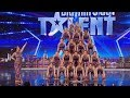 Acrobatic Dance Combined With Magic Illusions WOW The Crowd! | Britain's Got Talent 2018