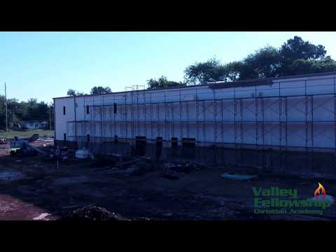 07-09-2017 Construction Progress Report Valley Fellowship Christian Academy