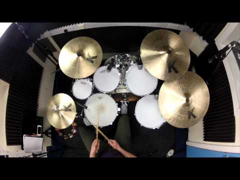 Black Betty Trinity Rock & Pop Drums Initial Grade by Billy Baker with backing track