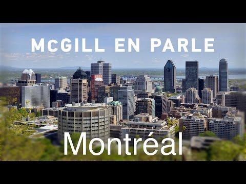 McGill en parle - Montreal et son avenir