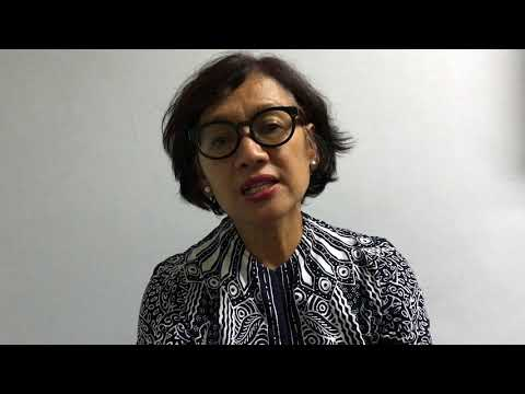 Natalia Soebagyo is Indonesian Human Rights Activists