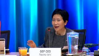 56th GEF Council Day 4 - June 13, 2019