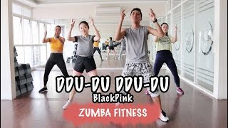 Download lagu DDU DU DDU DU - BlackPink | ZUMBA FITNESS | Choreo by @rikychao