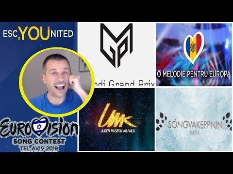 UMK, Söngvakeppnin, Melodi Grand Prix Post Show (Eurovision 2019)