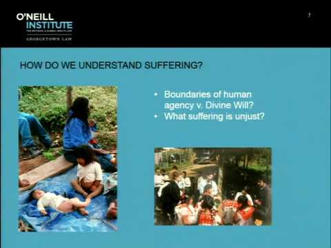 Power, Suffering & the Struggle for Dignity: Alicia Yamin | UCLA Health Ethics Center