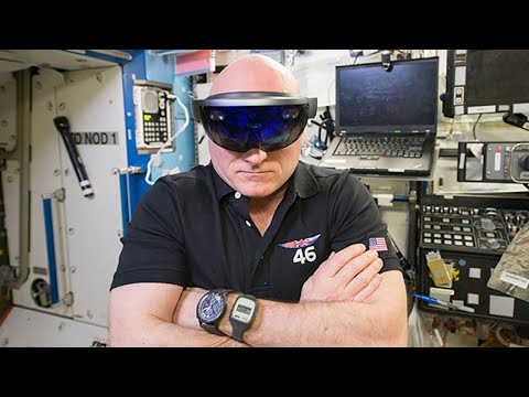 Visualizing Space Exploration: AR, VR & Emerging Tech (live Public Talk)
