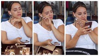 Rosie Rivera rompe en llanto al escuchar la canción que jaqui y Juan le compusieron 7/03
