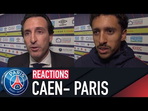 REACTIONS : CAEN 0-0 PARIS SAINT-GERMAIN