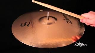 """Zildjian Sound Lab - 18"""" S Family Medium Thin Crash"""
