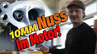 MOTORSCHADEN weil Fachwerkstatt Werkzeug im Motor vergisst ! l Subi-Series