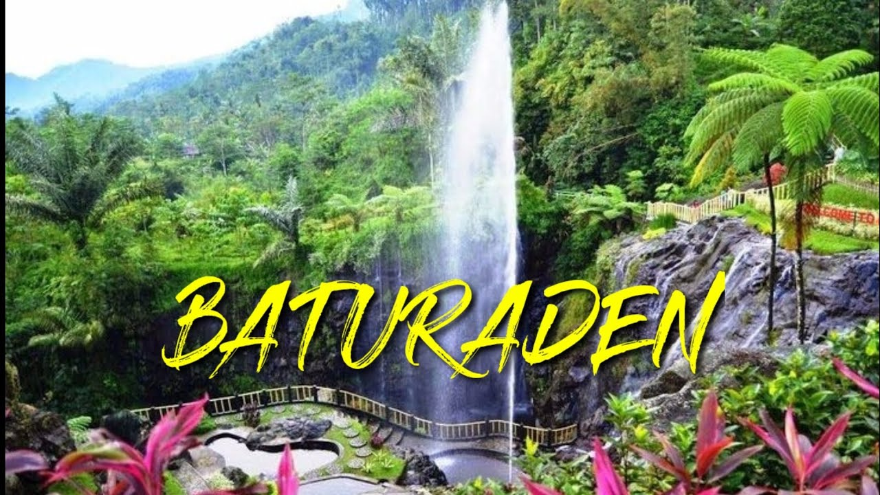 Info wisata Baturaden 10