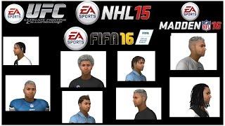 Gameface Tutorial  Update (FIFA 16 NHL 16 NBA LIVE 16 NFL 16 - PROBLEMAS RESOLVIDOS