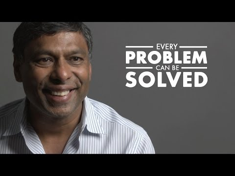 Every Problem Can Be Solved | Naveen Jain | XPRIZE Insights
