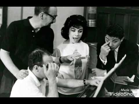 Annette Funicello And Paul Anka - Puppy Love