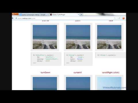 Jquery Tutorials In Hindi / Urdu - How To Include Jquery Slider In Html