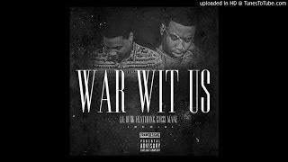 Lil Durk ft  Gucci Mane - War Wit Us (Remix)