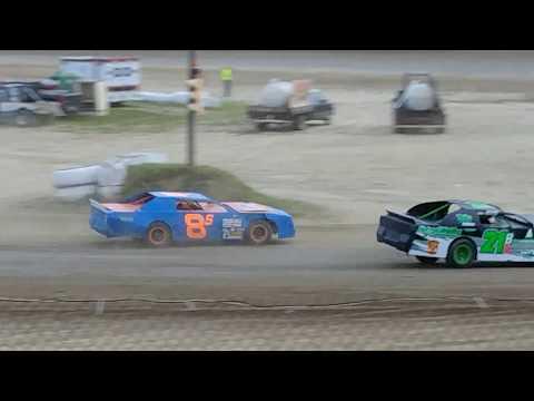 Oakshade Raceway - Bomber Heat #4 06-08-19