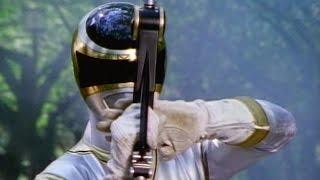 I.N.E.T.月面基地ではメガレンジャーの5人が健康診断を受けていた。裕作...