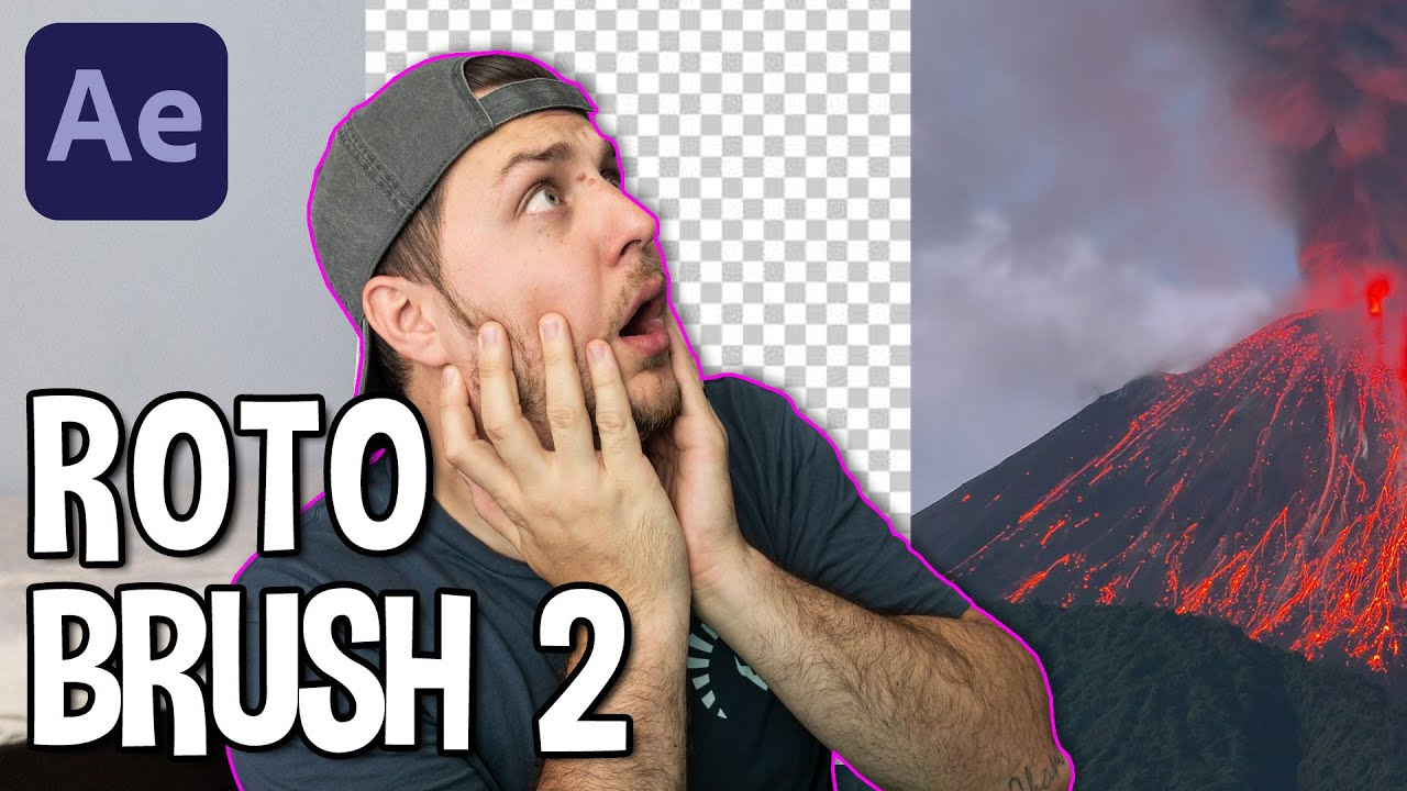 Rotobrush 2 Tutorial - Adobe After Effects