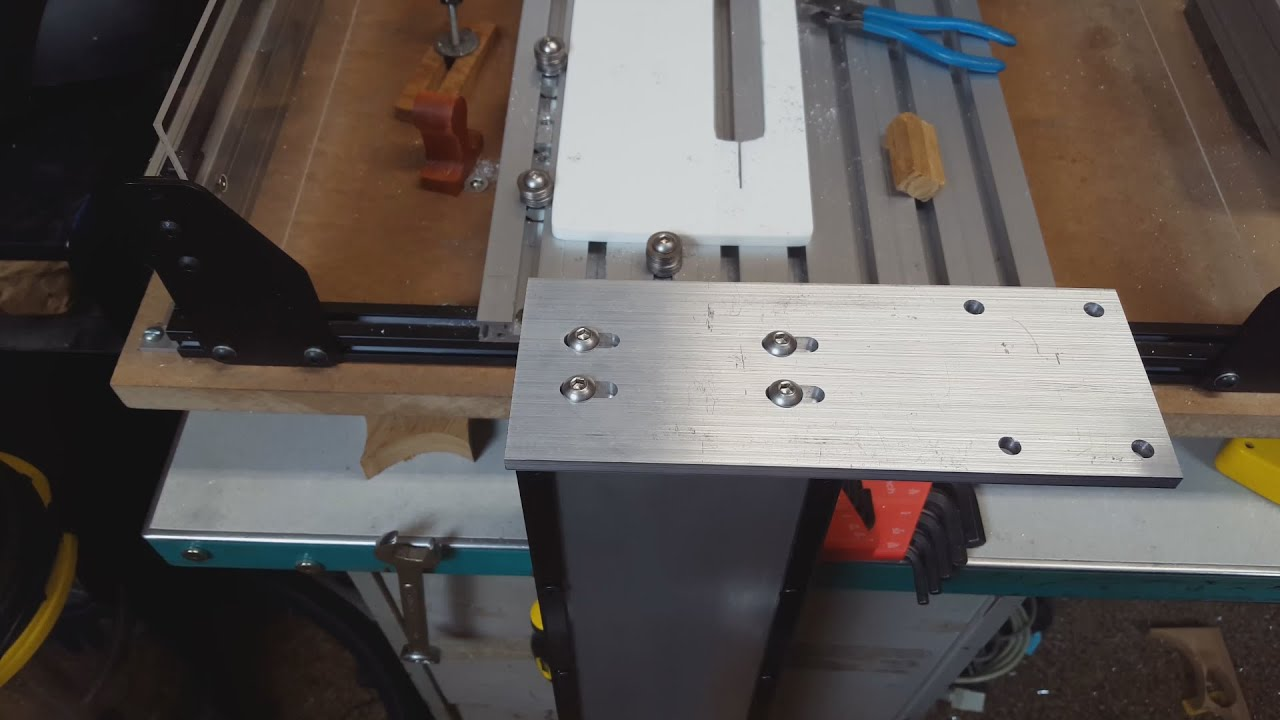 Building a Shapeoko 3 from Scratch   Hackaday io