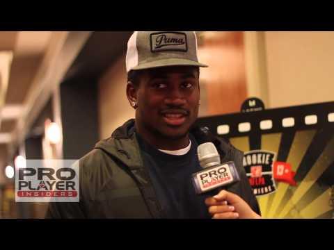 Cordarrelle Patterson, Vikings NFLPA Rookie Premiere 2013