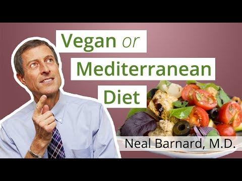 Vegan Diet or Mediterranean Diet: Which Is Healthier?