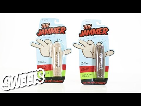 Unboxing THE JAMMER™ Fidget Toy