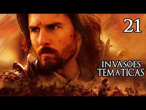 INVASÕES TEMÁTICAS #21 - ÚLTIMO SAMURAI [CHAOS BLADE] COSPLAY DARK SOULS 3