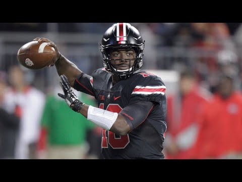 JT Barrett Ups 2018 NFL Draft Stock With Ohio State Win Over Penn State