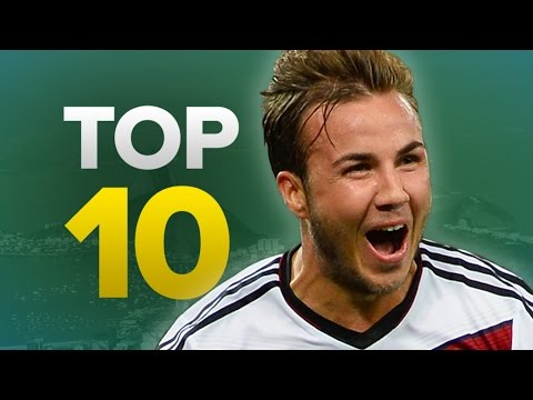 Germany 1-0 Argentina - Top 10 2014 World Cup Final Memes!