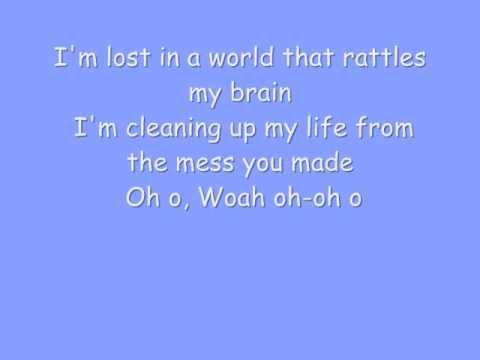 Freddie Stroma Knockin' lyrics (the real lyrics)