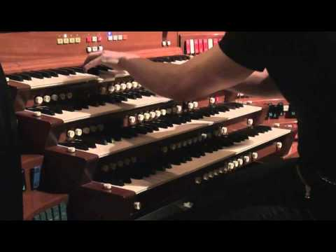 Cameron Carpenter  Sleigh Ride  Virtuoso  Christmas  Pipe Organ 1080P