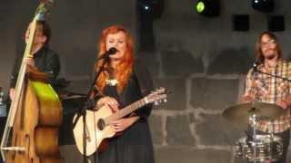 Anna Puu - Kaunis päivä @ Kaustisen folk music festival 2013