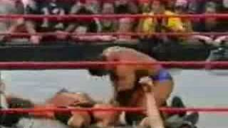 WWE Backlash 2005 Batista vs Triple H Part 3/3