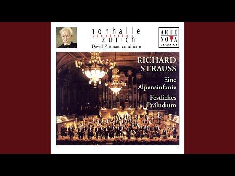 Eine Alpensinfonie, Op. 64: VI. Am Wasserfall