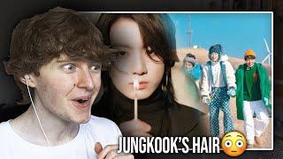 Download JUNGKOOK'S HAIR.. (BTS (방탄소년단) '2021 BTS WINTER PACKAGE' SPOT | Reaction/Review)