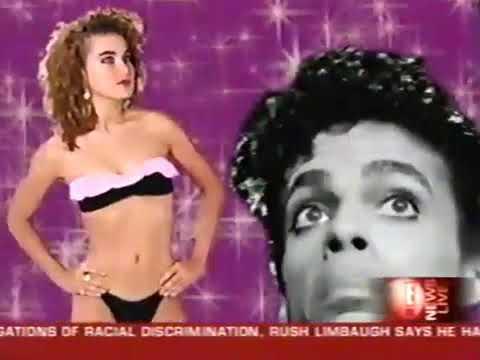 (1991) Love Chain - Carmen Electra & Prince